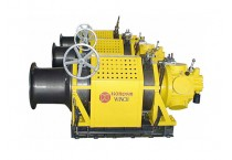 Piston Air Winch 15ton