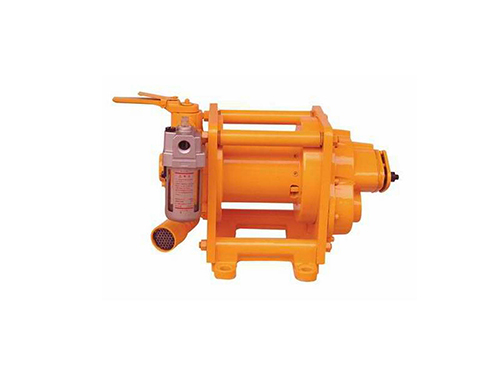 Vane Air Winch 75kgs tizithunzi
