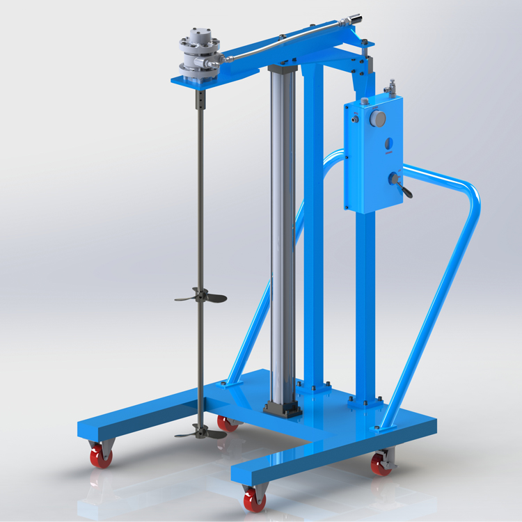 https://hongxinairmotor.com/img/hxtusd-double---Guide-lifting-and-moving-pneumatic-mixer. jpg